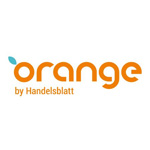 Handelsblatt Orange Logo